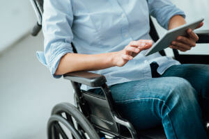 checking status of disability claim