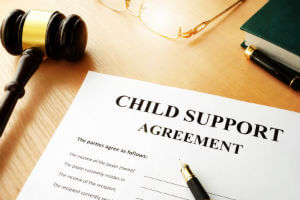 how child support affects disability benefits
