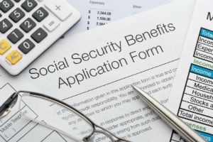 disability benefits application