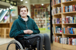 student financial aid disability benefits