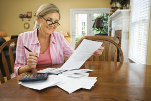 calculating disability benefits