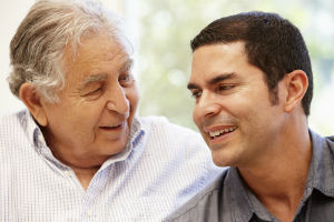 disability benefits for an adult child