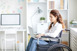 requesting a disability appeal hearing online
