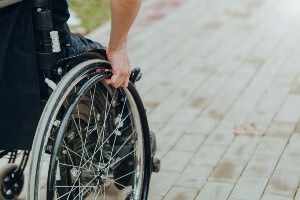 disability recipient medical condition improves