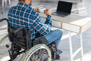 man pre-screening eligibility for disability